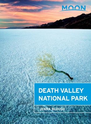Moon Death Valley National Park - eBook  -     By: Jenna Blough