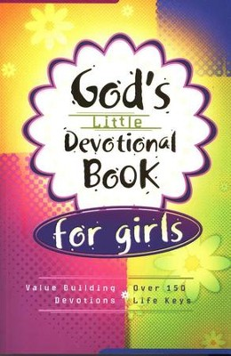God's Little Devotional Book for Girls   -