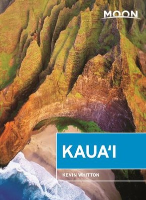 Moon Kaua'i - eBook  -     By: Kevin Whitton