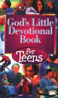 God's Little Devotional Book for Teens  -     By: Honor Books