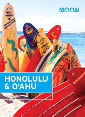 Moon Honolulu & Oahu - eBook  -     By: Kevin Whitton