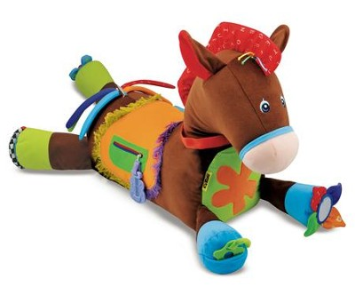 Giddy-Up and Play, Activity Seat  -