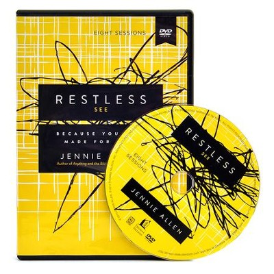 Restless DVD  -     By: Jennie Allen