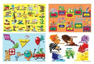 Beginning Skills Floor Puzzle Set                                       -     By: Melissa & Doug