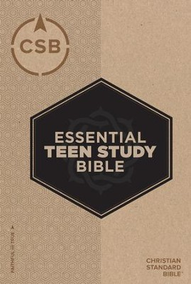CSB Essential Teen Study Bible - eBook  -
