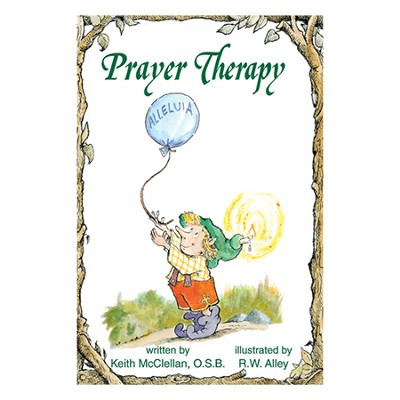 Prayer Therapy, Elf Help Book   -     By: Keith McClellan