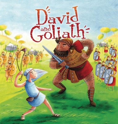 David and Goliath  -     By: Katherine Scully