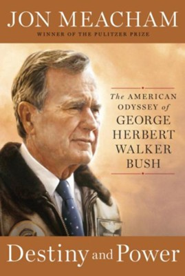 Biography of George H.W. Bush, Audio CD  -     By: Jon Meacham