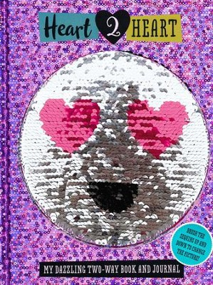 Tween Heart 2 Heart Journal  -     By: Make Believe Ideas