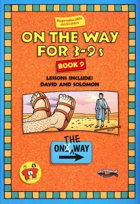 On The Way for 3-9s, Book 9   -     By: TNT Ministries