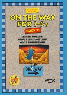 On The Way for 3-9s, Book 11   -     By: TNT Ministries