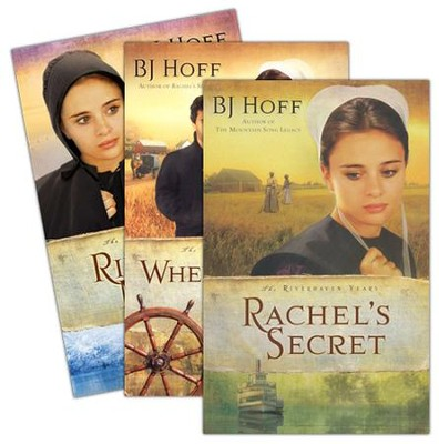The Riverhaven Years, Volumes 1-3  -     By: B.J. Hoff