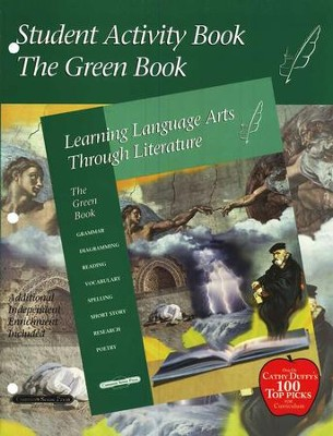 Learning Language Arts Through Literature, Grade 7, Activity Green   -     By: Susan S. Simpson