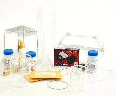 Discovering Design with Chemistry Lab Kit   -