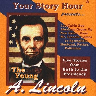 The Young Abe Lincoln--2 CDs   -