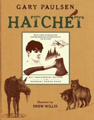 Hatchet, 20TH Anniversary Edition   -     By: Gary Paulsen