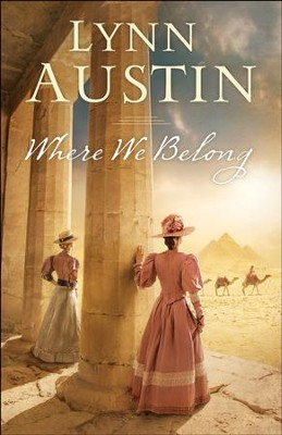 Where We Belong - eBook  -     By: Lynn Austin