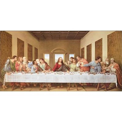 The Lord's Supper Wall Art  -