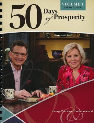 50 Days of Prosperity: An In-Depth Scriptural Look At Living a Prosperous Life - eBook  -     By: George Pearsons