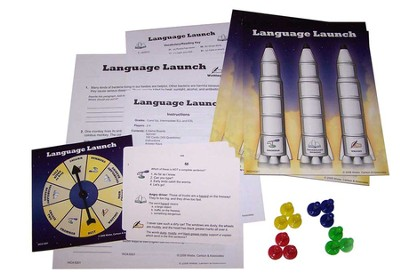 Language Launch Game   -