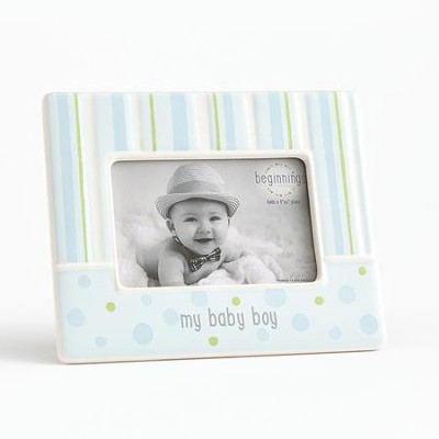 My Baby Boy Photo Frame  -