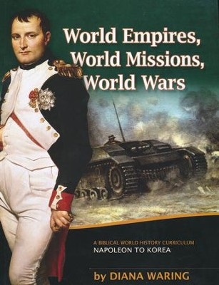 World Empires, World Missions, World Wars Student Manual  -