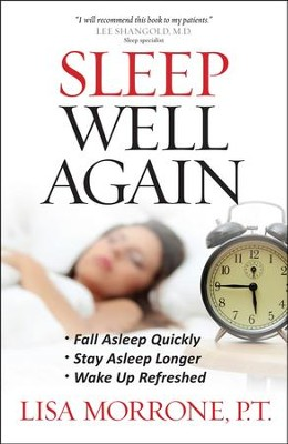 Sleep Well Again  -     By: Lisa Morrone