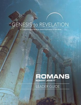 Romans Leader Guide, E-Book (Genesis to Revelation Series)   -     By: Robert Jewett