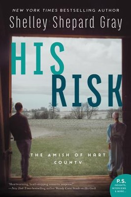 His Risk: The Amish of Hart County - eBook  -     By: Shelley Shepard Gray