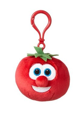 VeggieTales Backpack Clip, Plush Bob  -