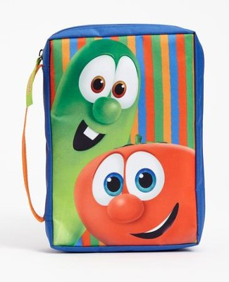 VeggieTales Bible Cover, Bob and Larry  -