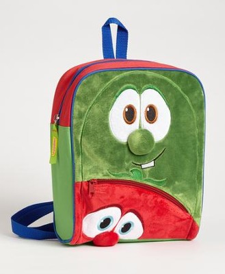 VeggieTales Backpack, Bob and Larry  -