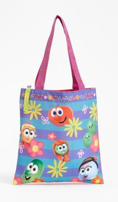 VeggieTales Tote, Characters, God Made You Special  -