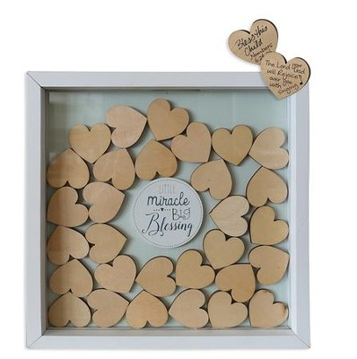 This Is the Day, Baby Blessings Shadowbox  -