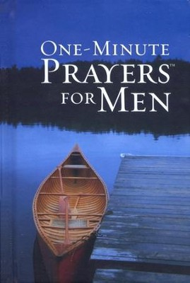 One-Minute Prayers &#153 for Men Gift Edition  -