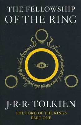 #1: The Fellowship of the Ring  -     By: J.R.R. Tolkien