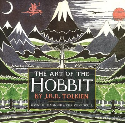 The Art of the Hobbit by J.R.R. Tolkien  -     By: J.R.R. Tolkien