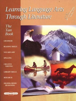 Learning Language Arts Through Literature, Grade 6, Teacher Tan   -     By: Susan S. Simpson, Diane Welch
