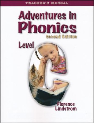 Adventures in Phonics Level C Teacher Manual   (Second Edition)  -