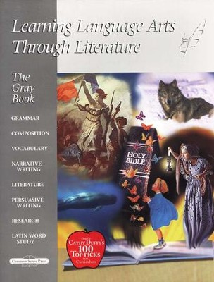 Learning Language Arts Through Literature Grade 8, Teacher Gray   -     By: Susan S. Simpson, Diane Welch