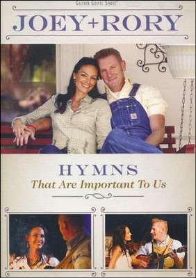 Hymns That Are Important To Us DVD  -     By: Joey+Rory