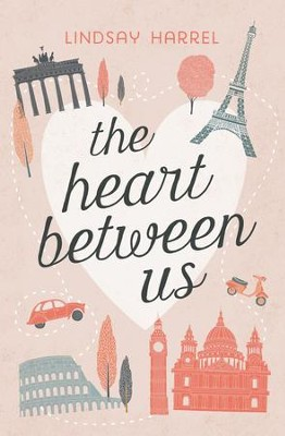 The Heart Between Us: Two Sisters, One Heart Transplant, and a Bucket List - eBook  -     By: Lindsay Harrel