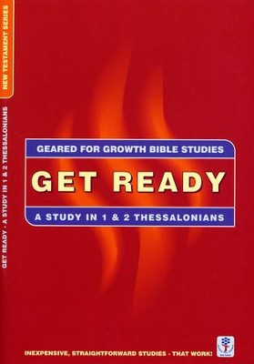 Get Ready: A Study in 1 & 2 Thessalonians  -     By: Marie Dinnen