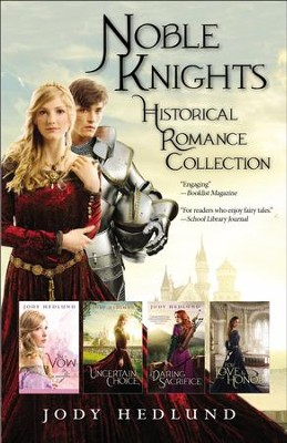 The Noble Knights bindup - eBook  -     By: Jody Hedlund