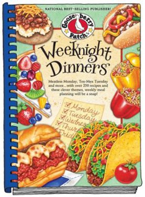 Weeknight Dinners Cookbook  -