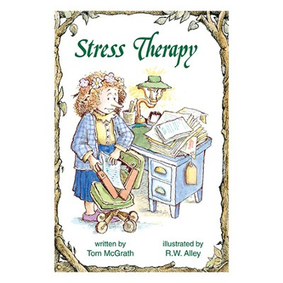 Stress Therapy, Elf Help Book   -     By: Tom McGrath