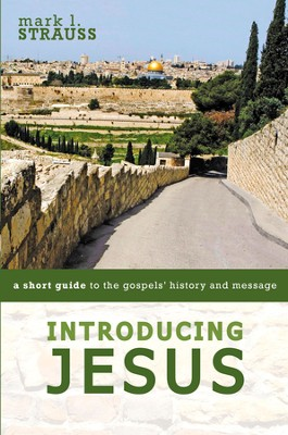 Introducing Jesus: A Short Guide to the Gospels' History and Message - eBook  -     By: Mark L. Strauss