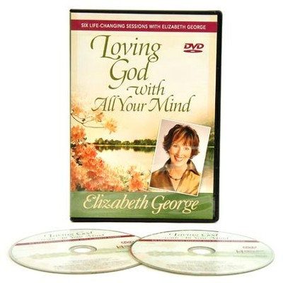 Loving God with All Your Mind DVD  -     By: Elizabeth George