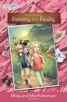 Image result for running from reality book mia and missy robertson