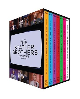 The Best of the Statler Brothers TV Shows, Season 1   -     By: The Statler Brothers